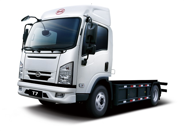 BYD Motors says it already has advanced electric drivetrains on the market with ranges up to 100 or even 150 miles per day. Photo: BYD Motors