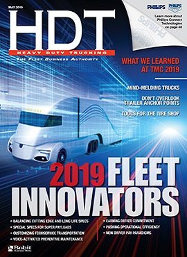 April 2019 Magazine Cover