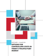 Options for Controlling Costs in Today's Volatile Fleet Market