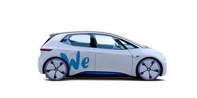 Volkswagen to Launch Carsharing Service by 2020