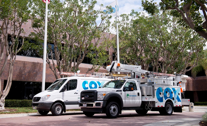 The Cox Communications division of Cox Enterprises contains the bulk of the fleet. Cox Communications deals with broadband communications and entertainment provides home security and automation, commercial telecommunications, and advertising solutions.