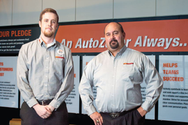 AutoZone's Fleet Evolves with Diversification, New Policies