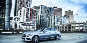 Mercedes-Benz Debuts All New 2015 C-Class Models