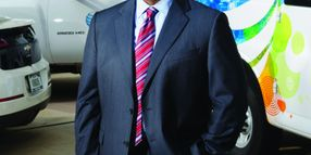 AT&T's Webber Named 2013 Fleet Executive of the Year