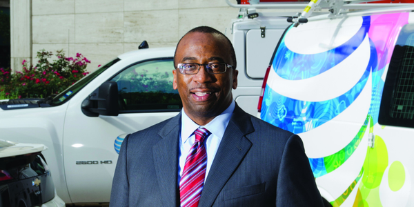 Jerome Webber, VP of global fleet operations for AT&T, was named the 2013 Fleet Executive of the...