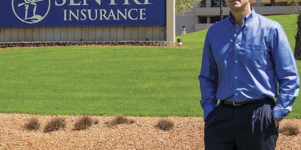 Steven Anderson, CAFM, fleet manager for Sentry Insurance