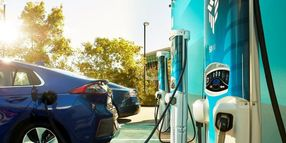 Fleet Electrification: Level 2 or DC Fast Charging?