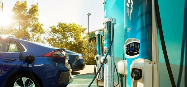 DC fast charging will be an absolute requirement for commercial and heavy-duty vehicles that require a fast turnaround time, but light-duty EVs that return to a central depot each night may only ever need Level 2. - Photo courtesy of Tritium.