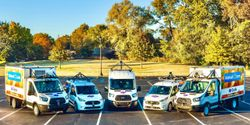 "The Gatik fleet completes autonomous middle-mile deliveries by doing a ""constrained Level 4"" autonomous trip on fixed point-to-point-to-point routes instead of a geofenced radius."