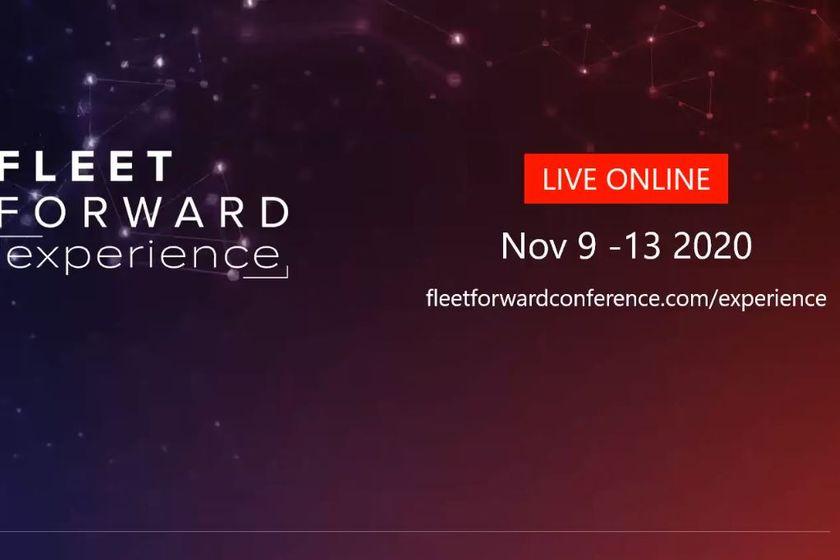 The 2020 Fleet Forward Experience convened18 virtual seminars spanning five days last week.
