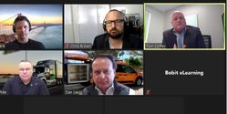 Tom Coffey of Merchants Fleet corralled three autonomous technology SME's — Daniel Laury of Udelv, Don Lepard of Kodiak Robotics, and Lee White of TuSimple — to discuss the business models for fleets to integrate autonomous technology.