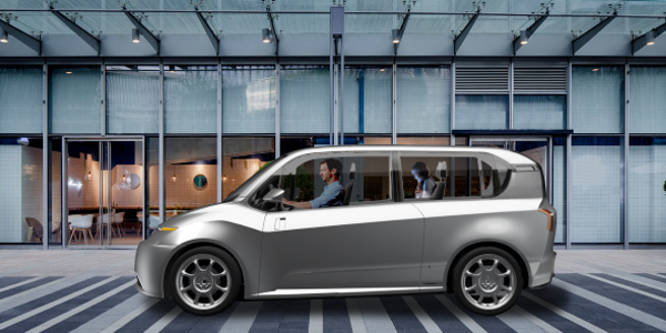 The purpose-built Indigo EVs will come in two variants initially, a four-wheel microvan...