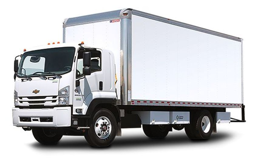 This electrictruck was driven from January to May 2020 for about 3,500 miles over 77 driving...