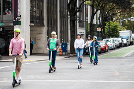 Electric Scooters Aren't Zero Emissions