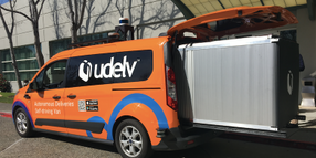 How to Lease an Autonomous Delivery Van