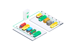 Proper planning and engagement can aid in the smooth transition to fleet electrification.