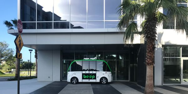 Beep Inc. provides autonomous shuttle services in planned communities and low-speed...