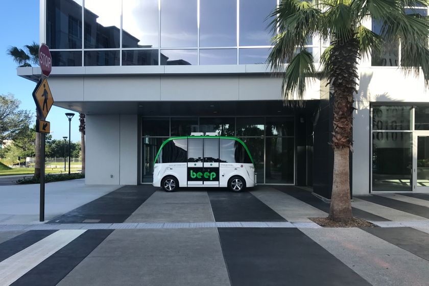 Driverless vehicles and fleets are the disruptors of the transportation industry as we know it...
