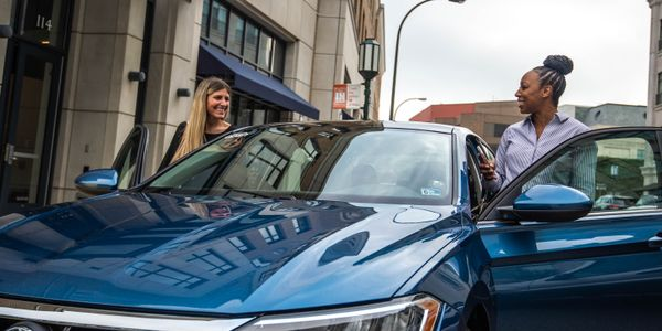 Penske Dash carsharing service launched last week in Washington, D.C. and Arlington, Va.