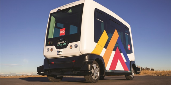 Started in January of 2019, the shuttle has been running on weekdays from 10 a.m. to 6 p.m.
