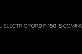 Let's Not Get Too Worked Up Over an Electric F-150 — Yet