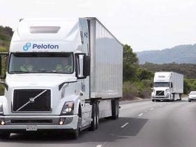 Peloton Scores a Platooning Point