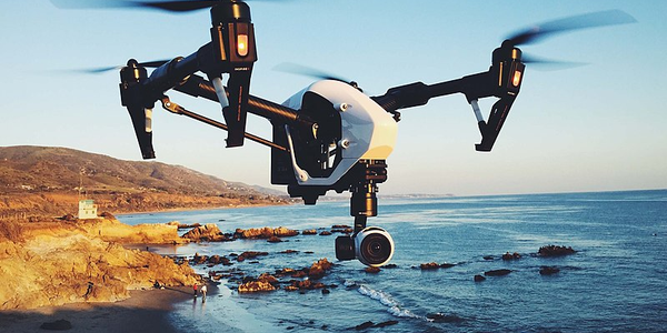 Drone operations could become a component of fleet operations.