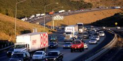 In California, the transportation sector alone accounts for 41% of total greenhouse gas (GHG) emissions and is a major contributor to oxides of nitrogen (NOx) and particulate matter (PM) emissions.