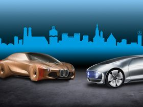 BMW and Daimler to Collaborate on Development of Self-Driving Cars