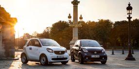 Daimler Shares Vision for Share Now, Formerly car2go