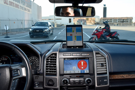 Ford to Test Connected Vehicles on Private LTE Network