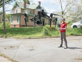Workhorse, UPS Test Drones to Deliver Medical Supplies