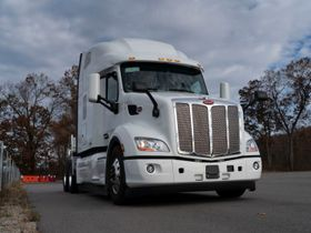 VTTI to Study Autonomous Trucks in Mixed Fleets