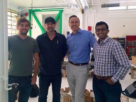 Amazon in Talks to Buy Autonomous Startup Zoox