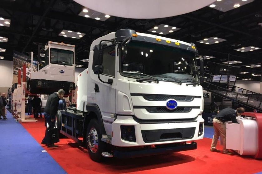 By 2035, zero-emission truck/chassis sales would need to be 40% oftruck tractor sales, which...
