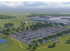 Ground prep has started on the Ultium Cells LLC battery cell manufacturing facility in Lordstown, Ohio. Ultium Cells LLC is the name of the General Motors and LG Chem joint venture for cell manufacturing.