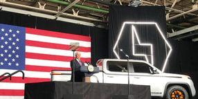 Lordstown Motors Corp. to List on NASDAQ