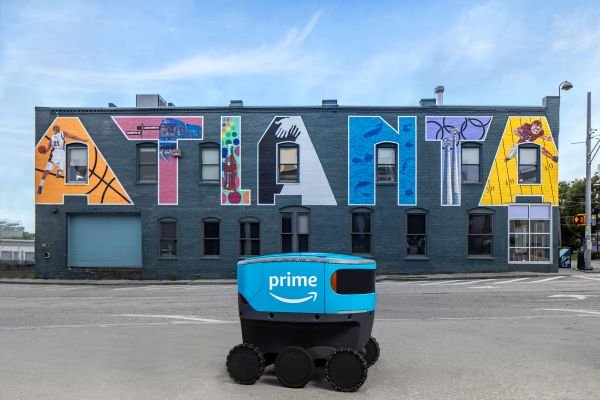 Amazon Robot Deliveries Expand to Atlanta and Tennessee