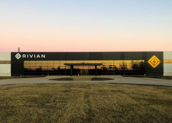 Rivian will produce its three electric vehicles at the former Mitsubishi Motors plant in Normal, Illinois, which it purchased for $16 million in 2017.  - Photo courtesy of Rivian.