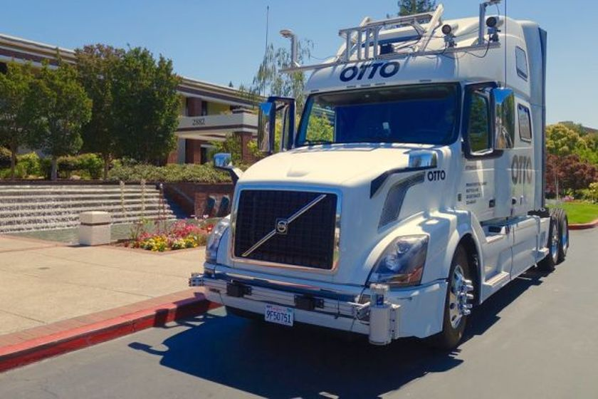 Early testers of autonomy in over-the-road trucking, Otto was acquired by Uber in 2016 — though...
