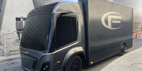 CityFreighter, AB-Joost to Develop Electric Truck for Last-Mile Delivery