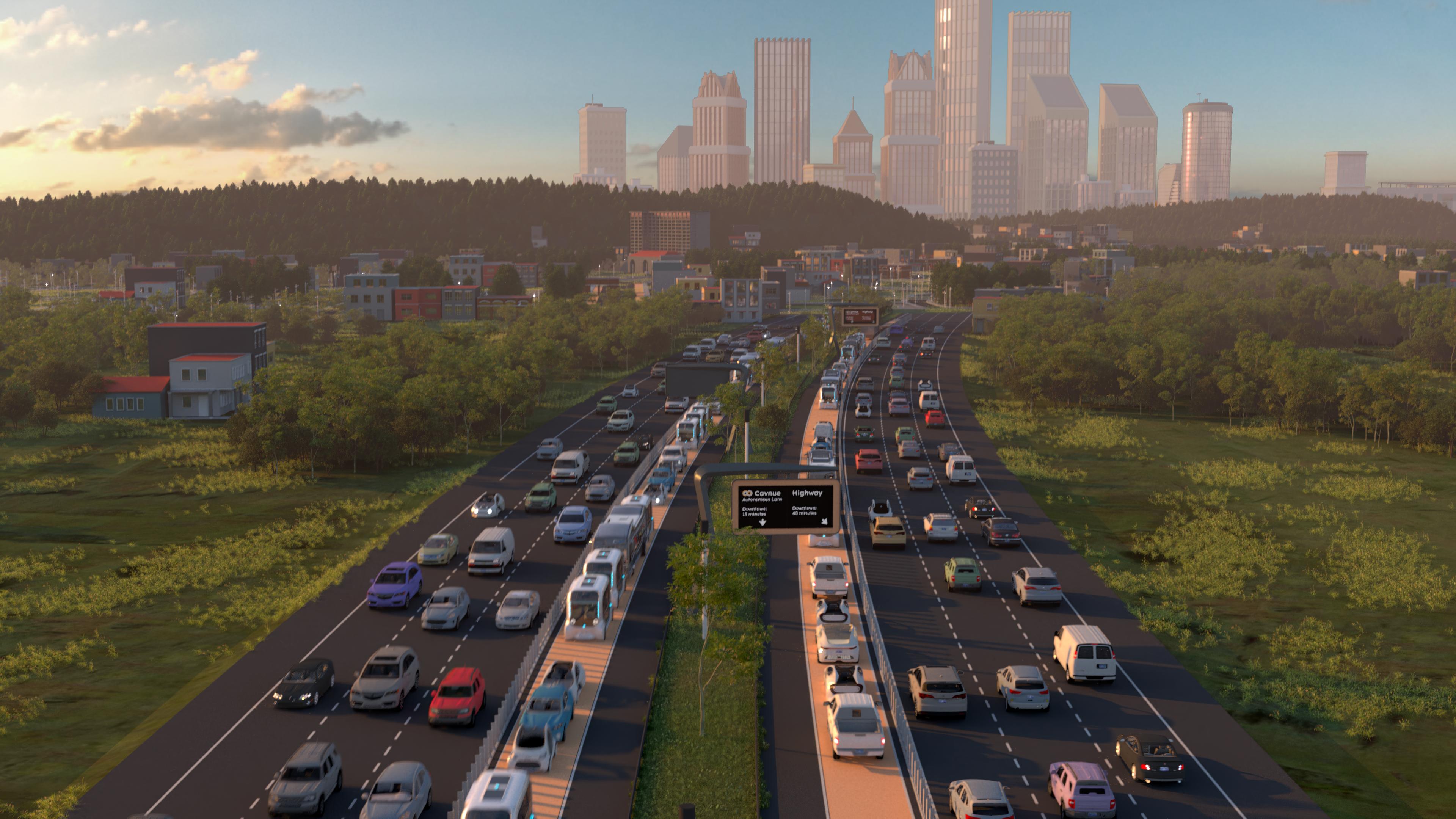 Michigan Plans Connected, Autonomous Vehicle Corridor