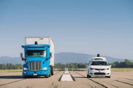 Looking for an Autonomous Truck Driving Job? Waymo Is Hiring In Texas