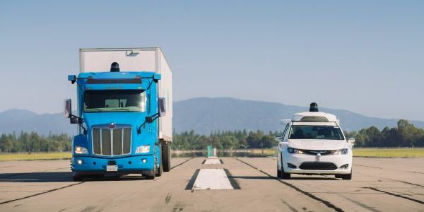 Waymo divides its autonomous initiatives into two divisions: Waymo Via, focused on goods...