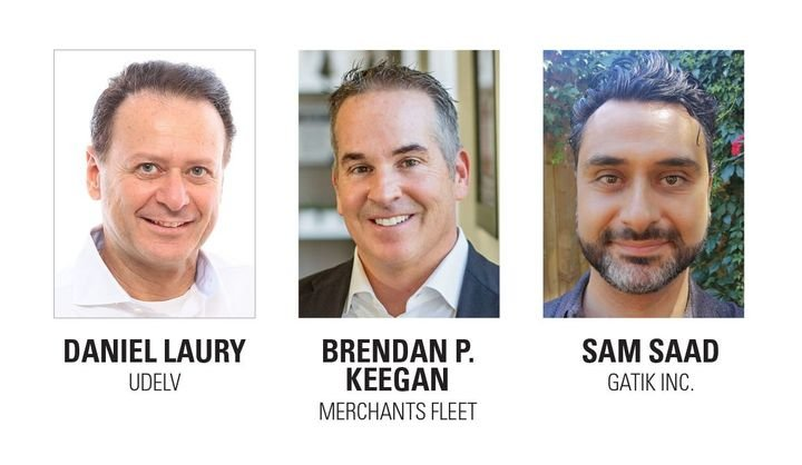 In the seminar, Brendan P. Keegan, CEO of Merchants Fleet, will conduct a roundtable conversation with Daniel Laury, cofounder and CEO of Udelv, and Sam Saad, head of operations for Gatik Inc.  -