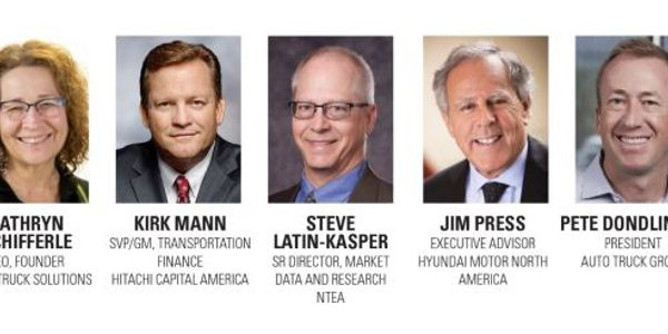 """Call this the Dream Team of the commercial vehicle industry,"" said Chris Brown, chair of the..."