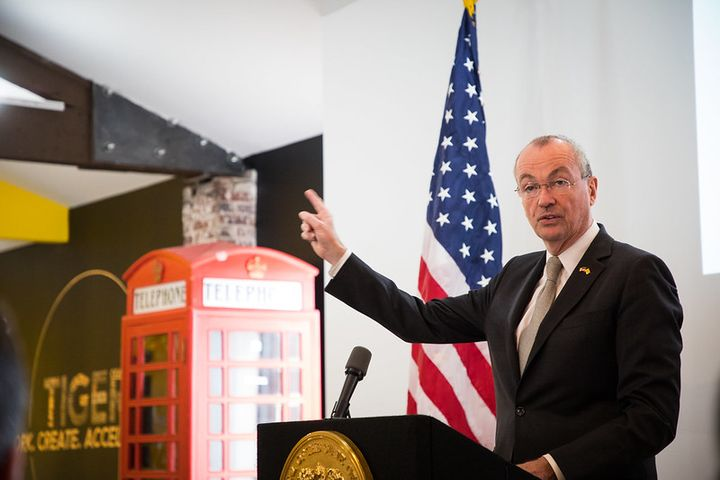 The office of New Jersey Governor Phil Murphy posted a press release on the report, though the release does not specifically mention the gas-powered motor vehicle sales ban by 2035. - Photo via Phil Murphy/Flickr.