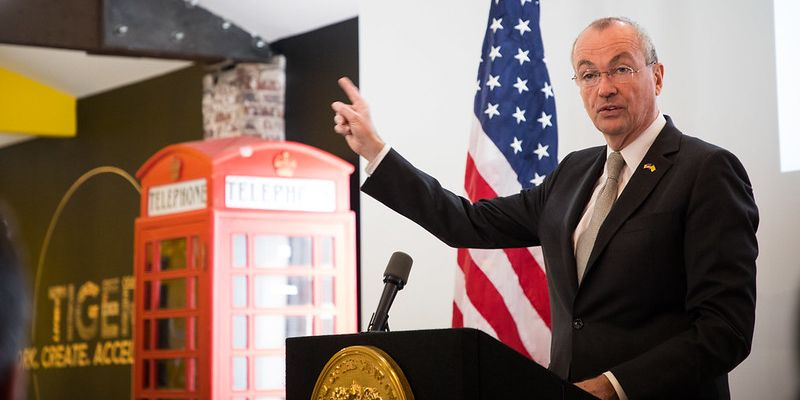 The office of New Jersey Governor Phil Murphy posted a press release on the report, though the...