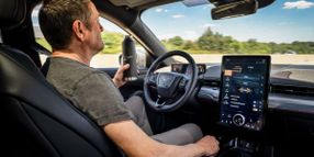 Ford to Introduce Hands-Free Tech on F-150 Next Year