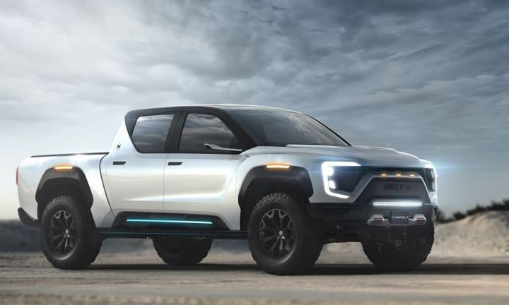 As the Badger program was dependent on an OEM partnership, Nikola has agreed to refund all previously submitted order deposits for the pickup. - Image courtesy of Nikola.